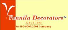 Vennila Decorat ors Logo