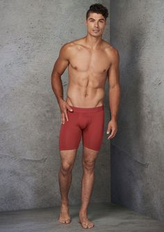 Equipped with our horizontal speedy pullout fly, these trunks allow for fast access when you need it most and avoid uncomfortable shift during use. All styles are made with our super soft Pima Cotton and Lycra® fabric blend for absolute comfort. Boxer Briefs, Persian, Trunks, Swimwear, Cotton, Red, Style, Products, Fashion