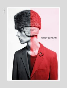 Wooyoungmi FW09 Campaign