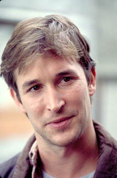 NOAH WYLE. He has that all American boy-next-door look.