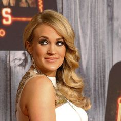 Congrats to Carrie Underwood and her hockey-playing hubby Mike Fisher.