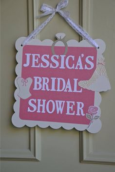 Bridal Shower Sign, Bridal Shower Banner on Etsy, $25.00