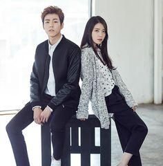 IU and Lee Jong Hyun Endorse Fashion Brand Unionbay in Beautiful Photo Shoot | Koogle TV
