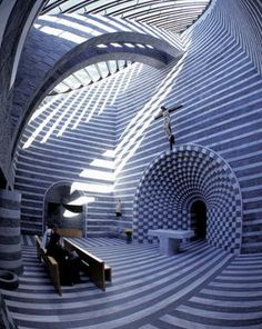 The Church of San Juan Bautista, Lugano, Switzerland