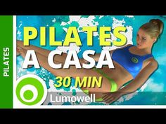 Pilates workout 30 minutes full body without weights to do at home. Total body pilates to lose weight and tone your body fast. Pilates class for women and me. Fun Workouts, At Home Workouts, Workout Tips, Workout Plans, Basic Yoga Poses, Learn Yoga, Boxing Training, Pilates Workout, Workout For Beginners