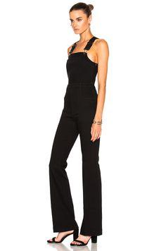Image 2 of Stella McCartneyDenim Jumpsuit in Pitch Black