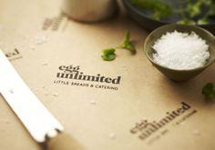 STUDIO BRAVE: Egg Unlimited Branding