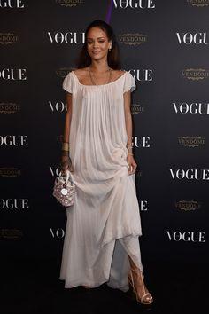 Todas las fotos de la fiesta 95 aniversario Vogue Paris