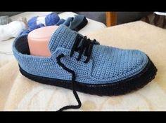 Erkek Ayakkabı Yapımı - YouTube