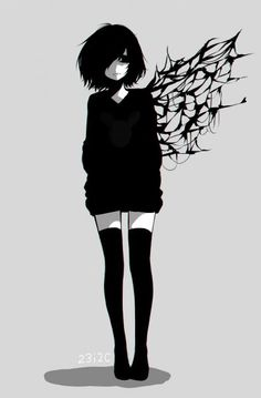 Touka from Tokyo Ghoul Kaneki, Manga Anime, Art Anime, Noragami Anime, Emo Anime Girl, Manga Girl, Dark Anime Girl, Anime Girl With Black Hair, Anime Style