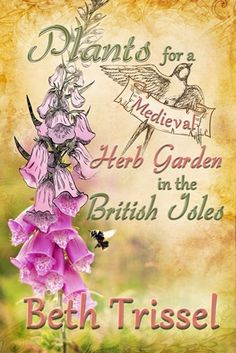 With daughter Elise's invaluable help, the print version of my herbal,Plants For A Medieval Herb Gardenin the British Isles , is filled with images and available in print. The kindle version also...