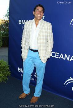 Oscar Nunez 7th Annual Oceana's Annual SeaChange Summer Party http://icelebz.com/events/7th_annual_oceana_s_annual_seachange_summer_party/photo14.html