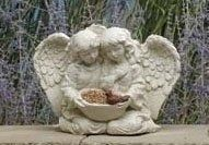 "7"" Cherub Angels with Red Cardinal and Verse Outdoor Garden Statue by Roman, http://www.amazon.com/dp/B007A3F5LY/ref=cm_sw_r_pi_dp_0t3Mpb1DEYT3Z"