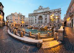 Fontana di Trevi, la ilusión de volver - http://www.absolutroma.com/5430-2/