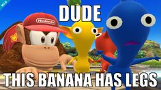 Smash Bros. Wii U/3DS Meme 1 by AdamGregory03 on DeviantArt