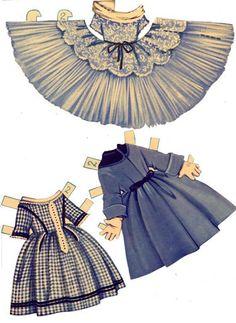 bonecas e movéis de papel – MILAGROS MELENDEZ NUÑEZ – Picasa Nettalbum