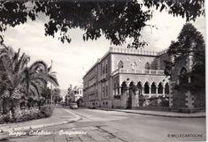 # REGGIO CALABRIA: LUNGOMARE - 1960 Reggio Calabria, Street View, Ebay