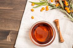 If you've never heard of Sea Buckthorn, here's your chance to learn about this amazing little orange fruit with anti-aging properties!