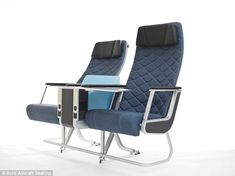 Crawley-based Acro Aircraft Seating recently unveiled the design for its new premium economy seat