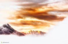 Clouds at dawn by Vittorio Delli Ponti on 500px