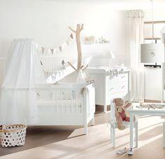 Habitación bebé decoración