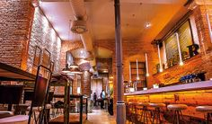 llamber - Fran Heras' Asturian style resto bar (tapas)
