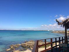 14-10-2015 Punta della Suina (Gallipoli- Salento - Italy) Never ending summer! http://www.salentourist.it/salento-ricerca-alloggi.aspx?area=3173#results