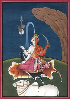 Ardhanarishvara: The Androgynous Form of Shiva and Parvati