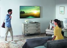 We like to feature a 4K Ultra HD Television of the month. This month of July we are introducing you to an amazing 4K Television! It is actually NOT a Sony this time around. As we love Sony because they were the first to pioneer this 4K technology,…they are not necessarily the best. There are many other brands and models ...