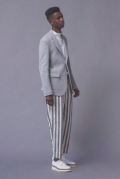 サイ(Scye) 2016年春夏コレクション - リラックス素材×テーラードでつくる、特別な日常着の写真1