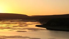 Sunset Rare Species, Whale Watching, Nature Reserve, World Heritage Sites, Conservation, South Africa, River, Sunset, Landscape