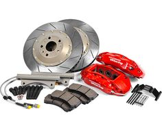 VWR 6-Piston- 2-Piece Performance Big Brake Kit