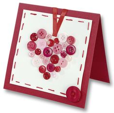 Unsere gemischten Knopfpackungen zum Basteln sind in unterschiedlichen Farben erhältlich und können sehr gut kombiniert werden. Mehr auch auf www.folia.de