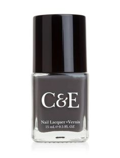 Vernis à ongles Graphite Crabtree & Evelyn slate nail lacquer