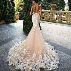 #wedding dresses #wedding gowns #wedding veils #wedding dress #bridal dress #bridal costume #bridal outfit #wedding outfit #ballgown #A-line #trumpet #mermaid #mini wedding dress #gorgeous wedding dress #pretty wedding dress
