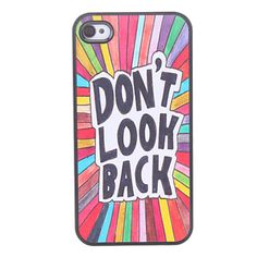 Letters Pattern Hard Case for Samsung Galaxy Ipod Touch, Galaxy S2, Samsung Galaxy, Gadget, Coque Iphone 4, Cheap Iphones, Dont Look Back, Iphone 5 Cases, Letter Patterns