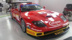 Ferrari 550 Maranello Racecar