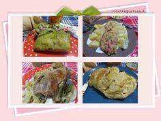 Ricette verza, ricette primi piatti secondi piatti antipasti e verza-mobile