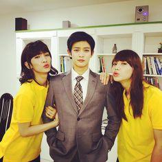 Key, Minho, Taemin #saturdaynightlive #shinee #별이여섯개