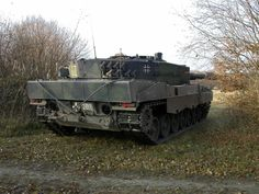 Leopard 2A4 (German Army - Bundeswehr)