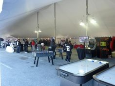 Entertainment Tent for Road Hockey to Conquer Cancer Tents, Hockey, Cancer, Entertainment, Teepees, Field Hockey, Curtains, Tent, Ice Hockey