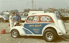 Indy 69 Rod Shop Anglia