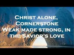 Cornerstone - Cornerstone - Hillsong Live 2012 - (HD) (With Lyrics) - Christ alone; cornerstone Weak made strong; in the Saviour's love Through the storm, He is Lord Lord of all Praise And Worship Music, Praise Songs, Worship Songs, Gospel Music, Music Songs, My Music, Jesus Culture, Sing To The Lord, Lyrics To Live By
