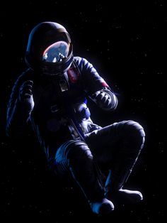 """Sokol. From """"The Missed Spaceflight"""" Virtual Reality Experience for SAMSUNG by MELT."""