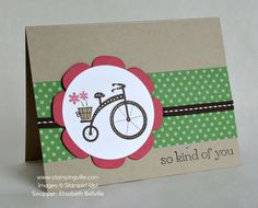 Moving Forward Stamp Set by Stampin' Up! 2012 Ronald McDonald House Charities Set