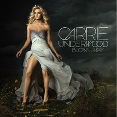 I love the cover of Carrie Underwood's new album! What do you think?