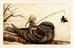 The Fantasy Art of Marc Potts