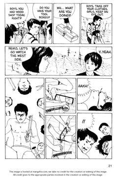 Itou Junji Kyoufu Manga Collection 1: Tomie at MangaFox.me