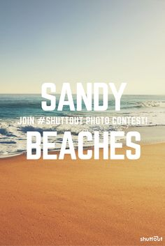 Where in the world are the most #amazing #sandy #beaches? #travel #sea #beach @sand