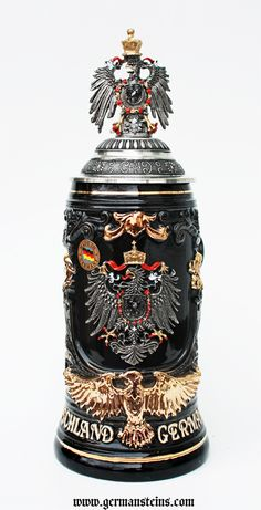 Caneca de chopp alemã - Bavarian Beer Stein